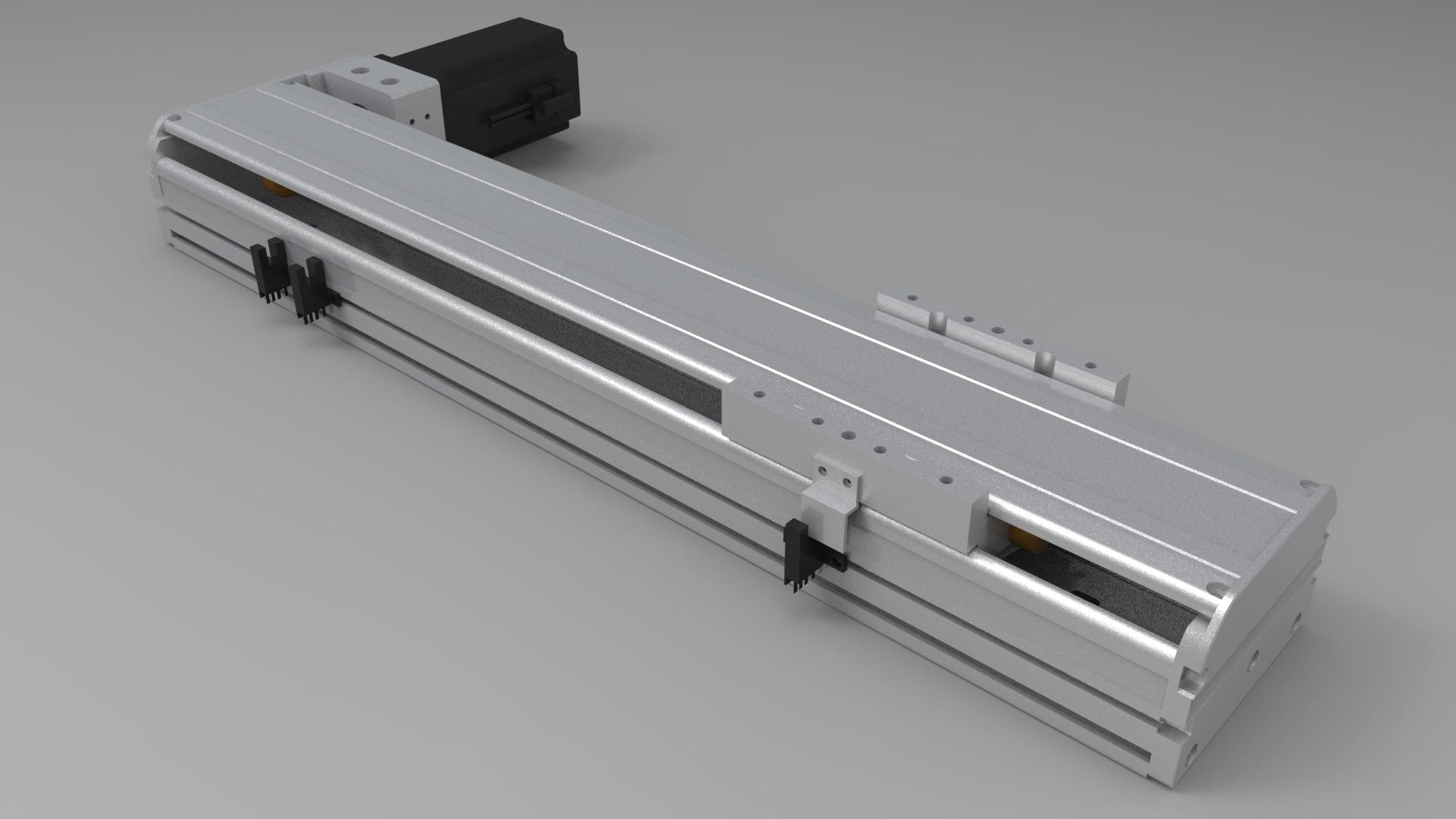SC100系列同步带传动模组