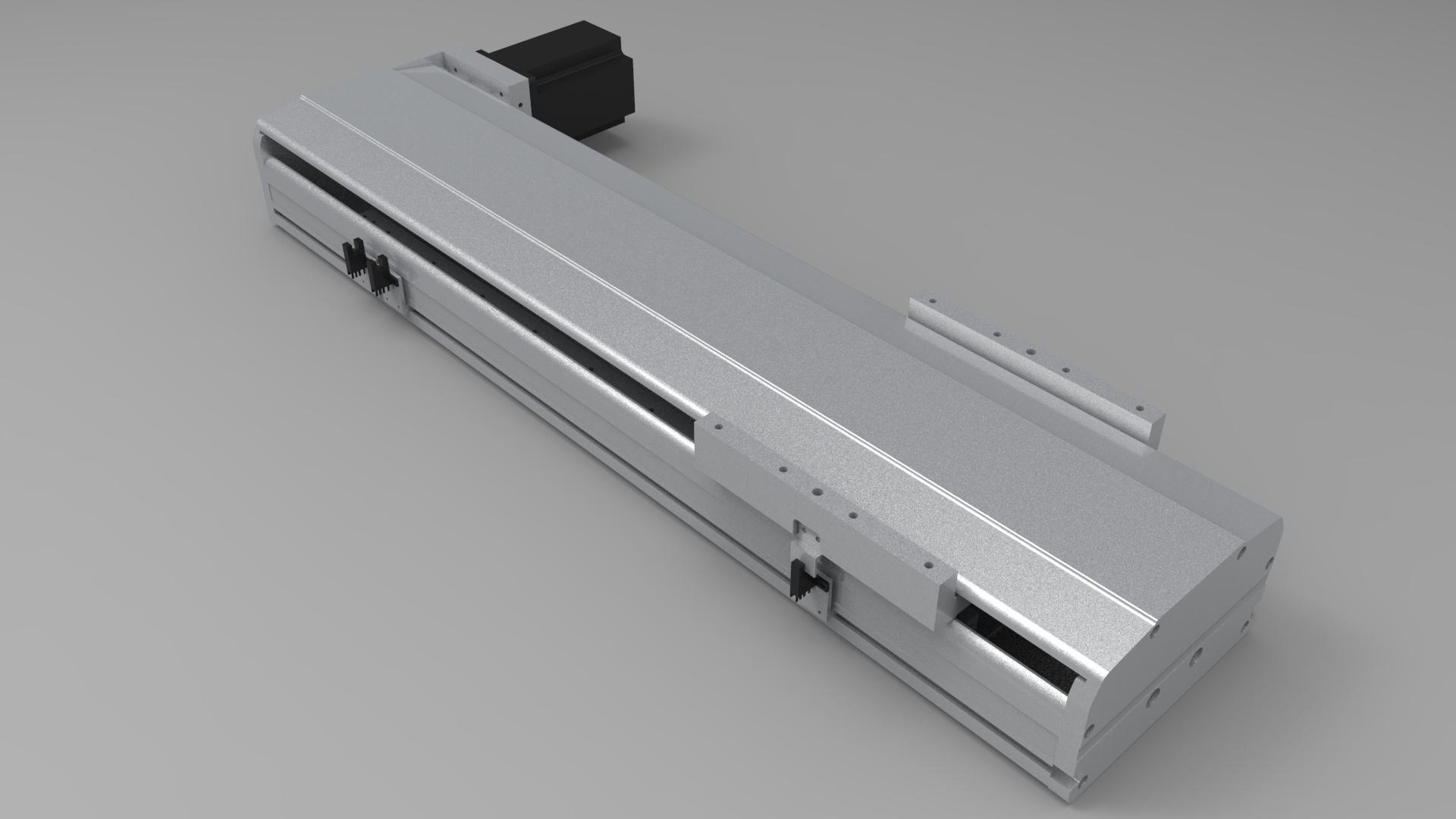 SC175系列同步带传动模组