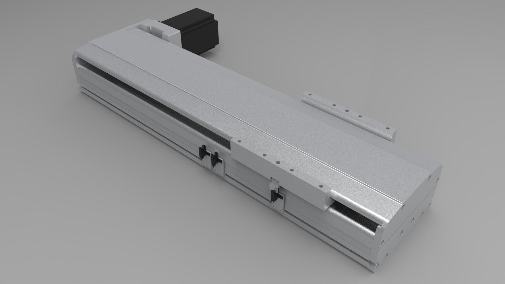 SC210系列同步带传动模组