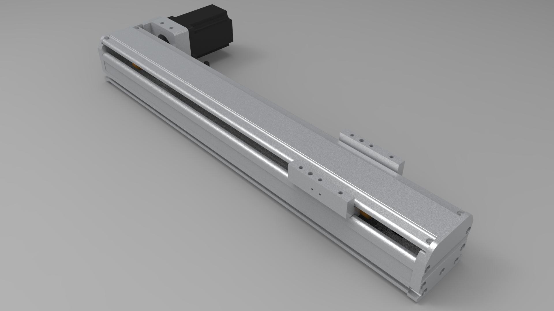 SC75系列同步带传动模组