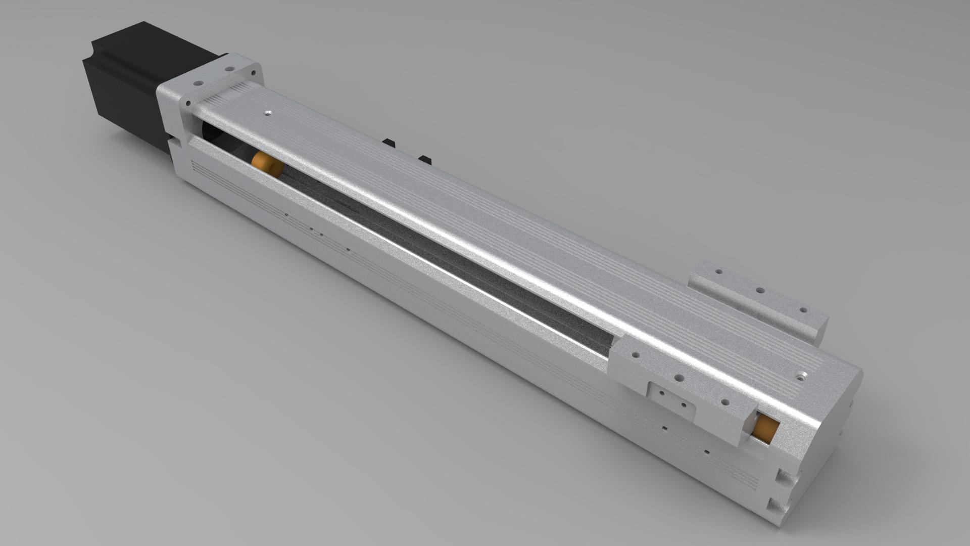 SM60系列丝杆传动模组
